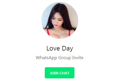 Love Day | WhatsApp Group Links (April 2018)