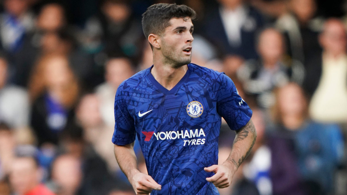 Chelsea star Christian Pulisic
