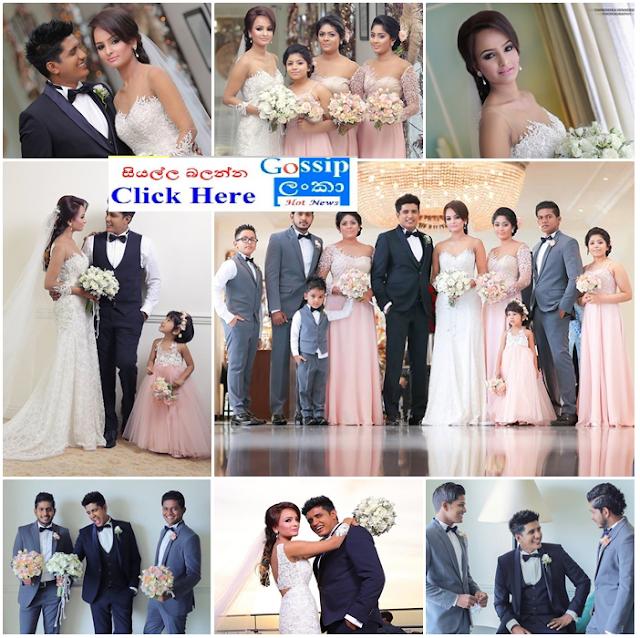 Derana Chathura alwis wedding