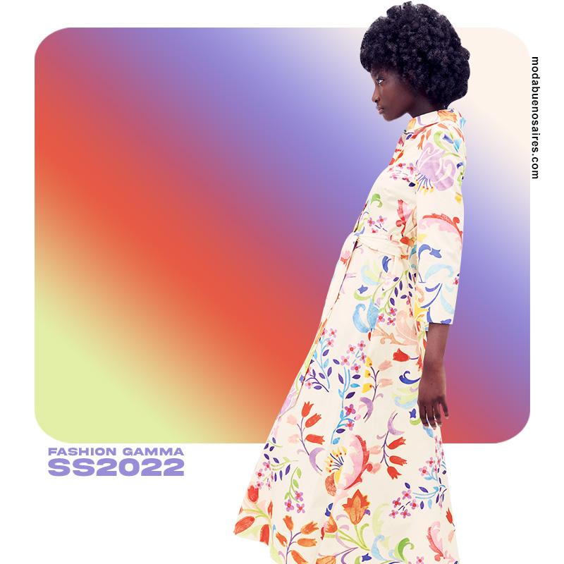 moda colores 2022