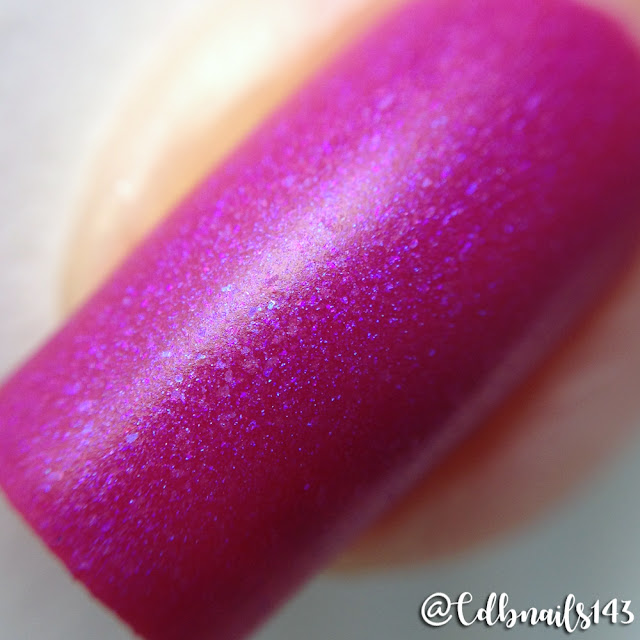 Lollipop Posse Lacquer-I hope You're Up, Girl
