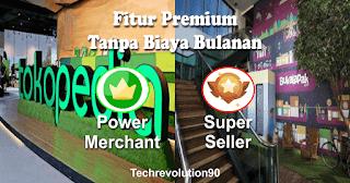 Langganan Fitur Premium Tokopedia dan Bukalapak Tanpa Biaya Bulanan