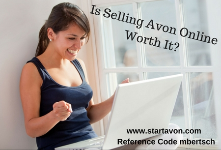Is Selling Avon Online Worth It