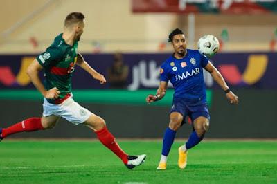 ملخص واهداف مباراة الهلال والاتفاق (2-0) الدوري السعودي
