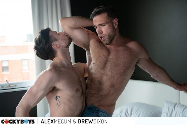 Cockyboys - Alex Mecum & Drew Dixon