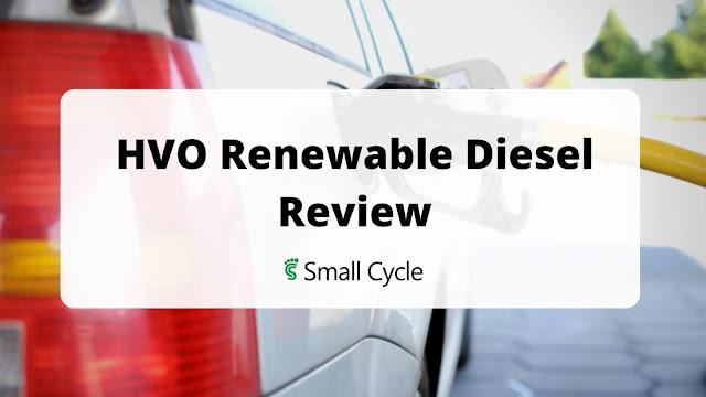 HVO Renewable Diesel