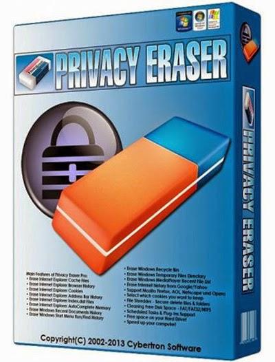 Privacy Eraser Pro 3.3 Build 1107 +