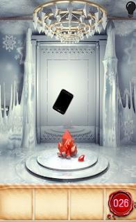 Разбиваем кристалл на 26 уровне 100 дверей сезоны