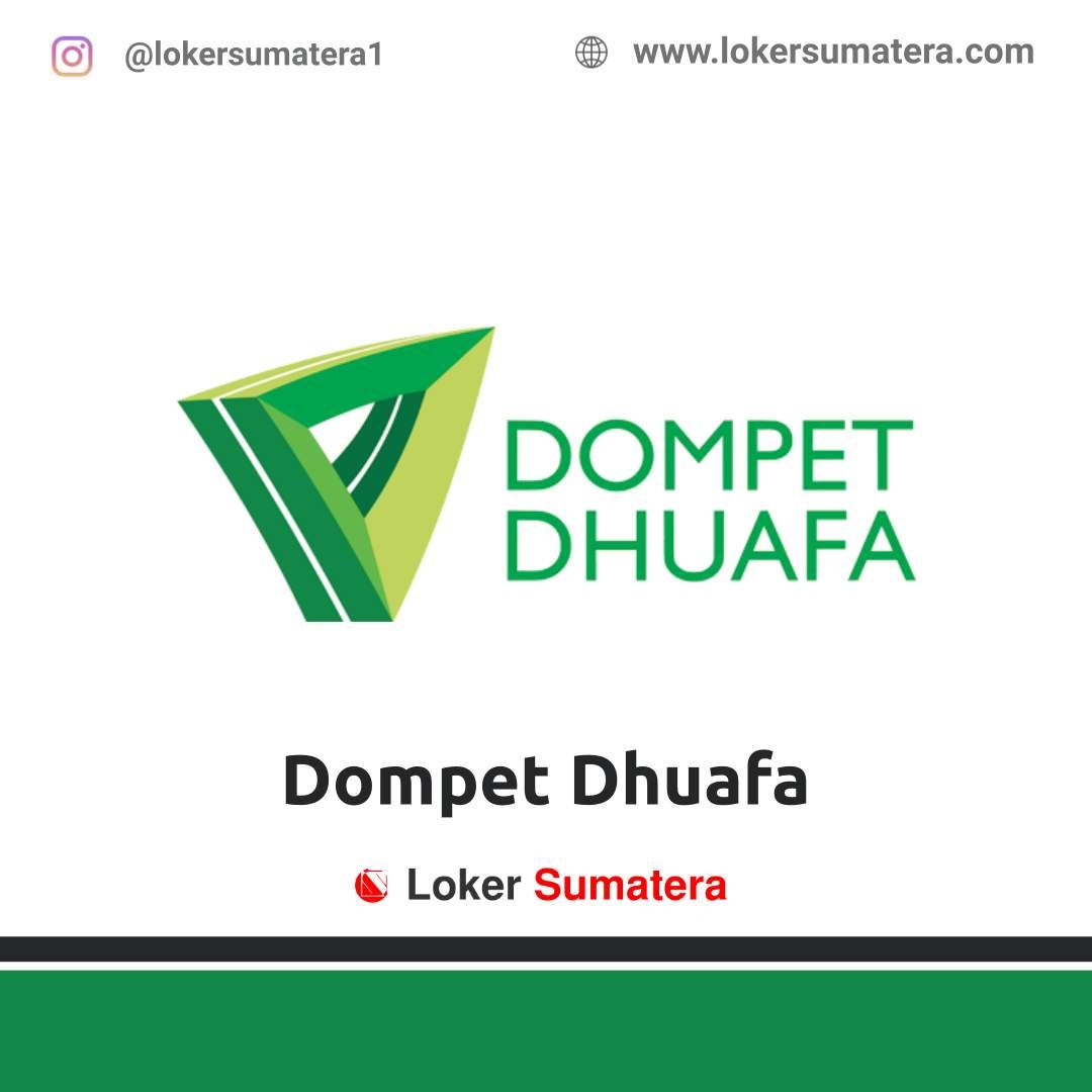 Lowongan Kerja Jambi: Dompet Dhuafa April 2021