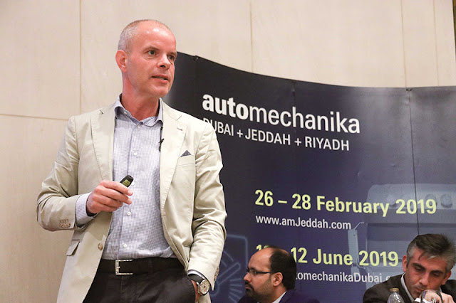 Big data and artificial intelligence to play a big role in Middle East's automotive aftermarket future, experts say