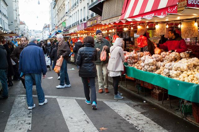 Marché d'Aligre-Parigi