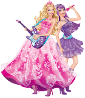 Barbie Princesa Pop Star