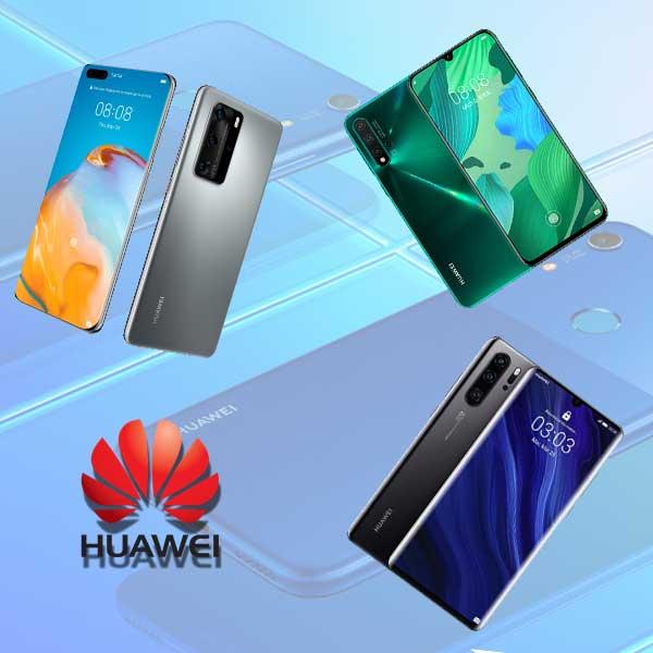 أفضل 10 هواتف هواوي إلى الآن حسب ترتيب الشركة - أفضل 10جولات هواوي من شركة هواوي لهذا العام