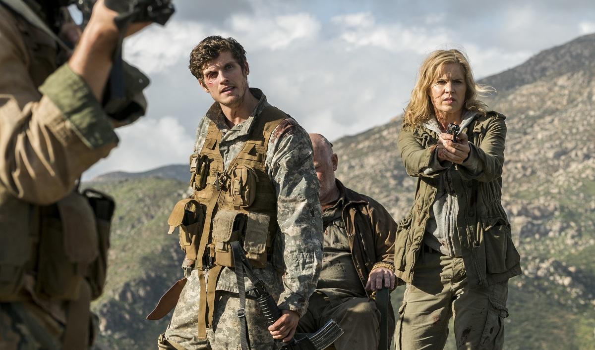 Experiencia Zombie: \'Fear The Walking Dead\': La cuarta temporada ...