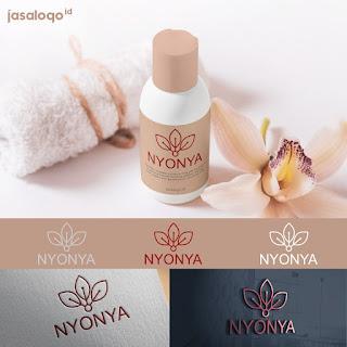 Jasa Desain Logo Kosmetik Kecantikan