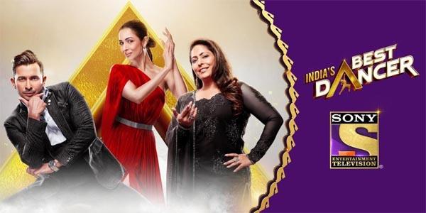 Poster of India's Best Dancer Season 2