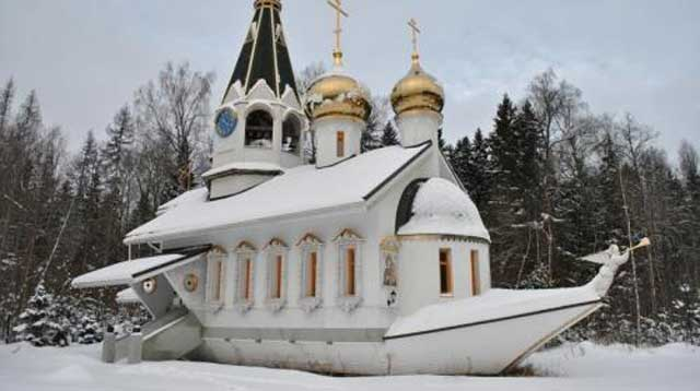 Gereja Kapal