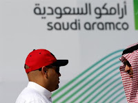 IPO Saham Saudi Aramco Tidak Terlalu Terburu Buru