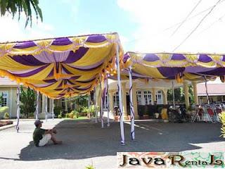 Sewa Tenda Dekorasi - Penyewaan Tenda Dekorasi Pameran
