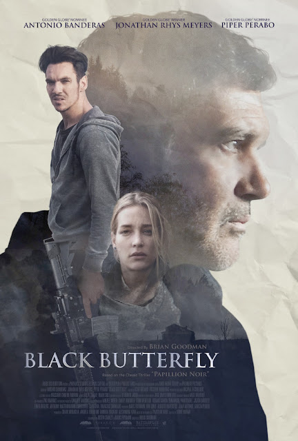 Black Butterfly (2017) ταινιες online seires oipeirates greek subs