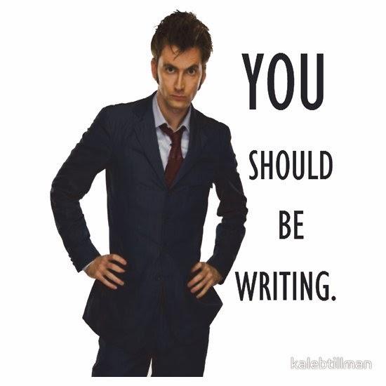 Yarning to Write: Shut up and write!