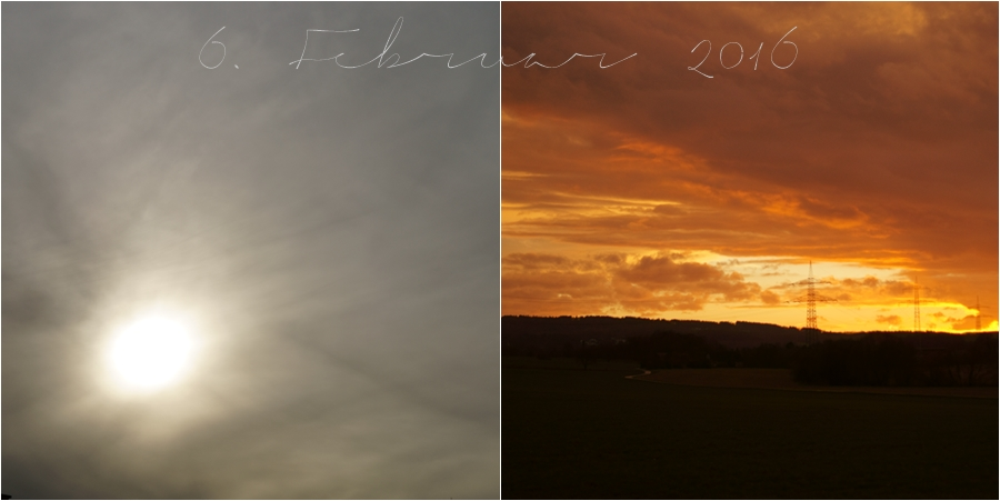 Blog + Fotografie by it's me! - Himmel am 7.02.2016
