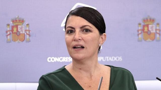 """Macarena Olona acusa a TVE de """"hacer una actuación al servicio del régimen"""""""