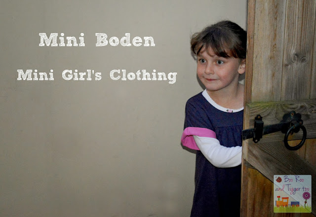 Mini Boden Mini Girls Clothing