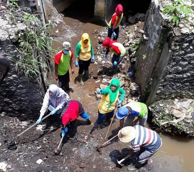 Sektor 21 Citarum Harum, Warga Olah Sampah & Limbah