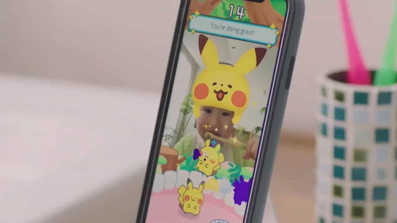 Pokémon Smile Celular