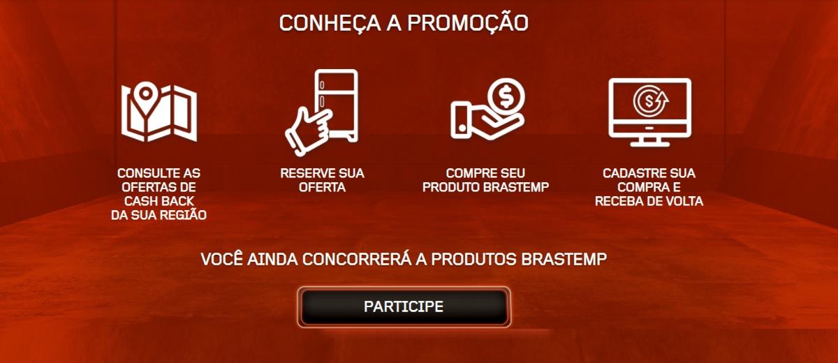Promoção Brastemp Black Friday 2020 Dinheiro de Volta