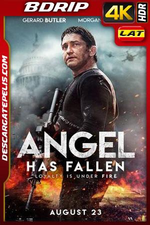 Agente bajo fuego (2019) 4k HDR BDrip Latino – Ingles