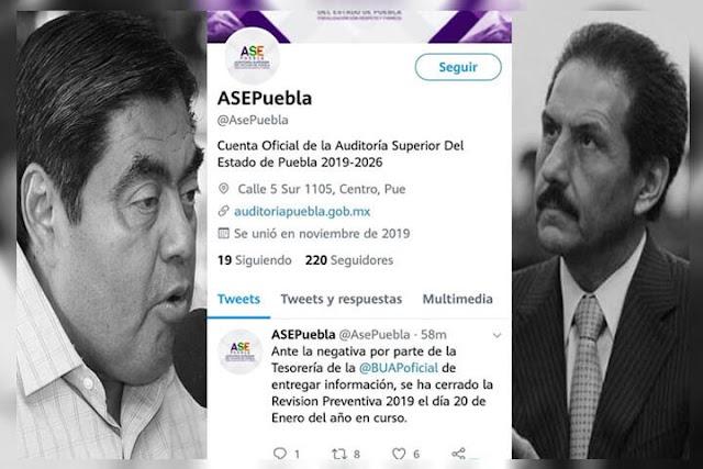 Barbosa vs. Esparza: ASE cierra auditoría preventiva
