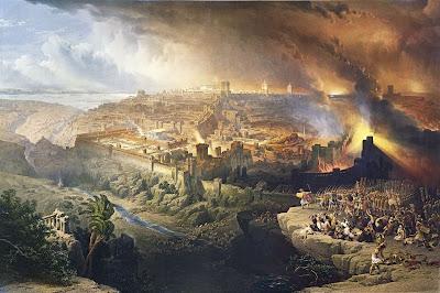 a destruição de Jerusalém