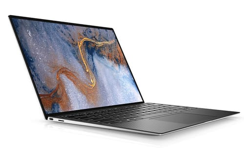 Dell XPS 13 9310 Touchscreen FHD Thin and Light Laptop