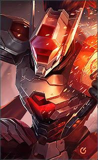 Saber Fullmetal Ronin Heroes Assassin of Skins V1