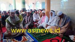 Masjid As-shabirin Tanjung Dua Mengadakan Penyembelihan 3 Ekor Hewan Qurban