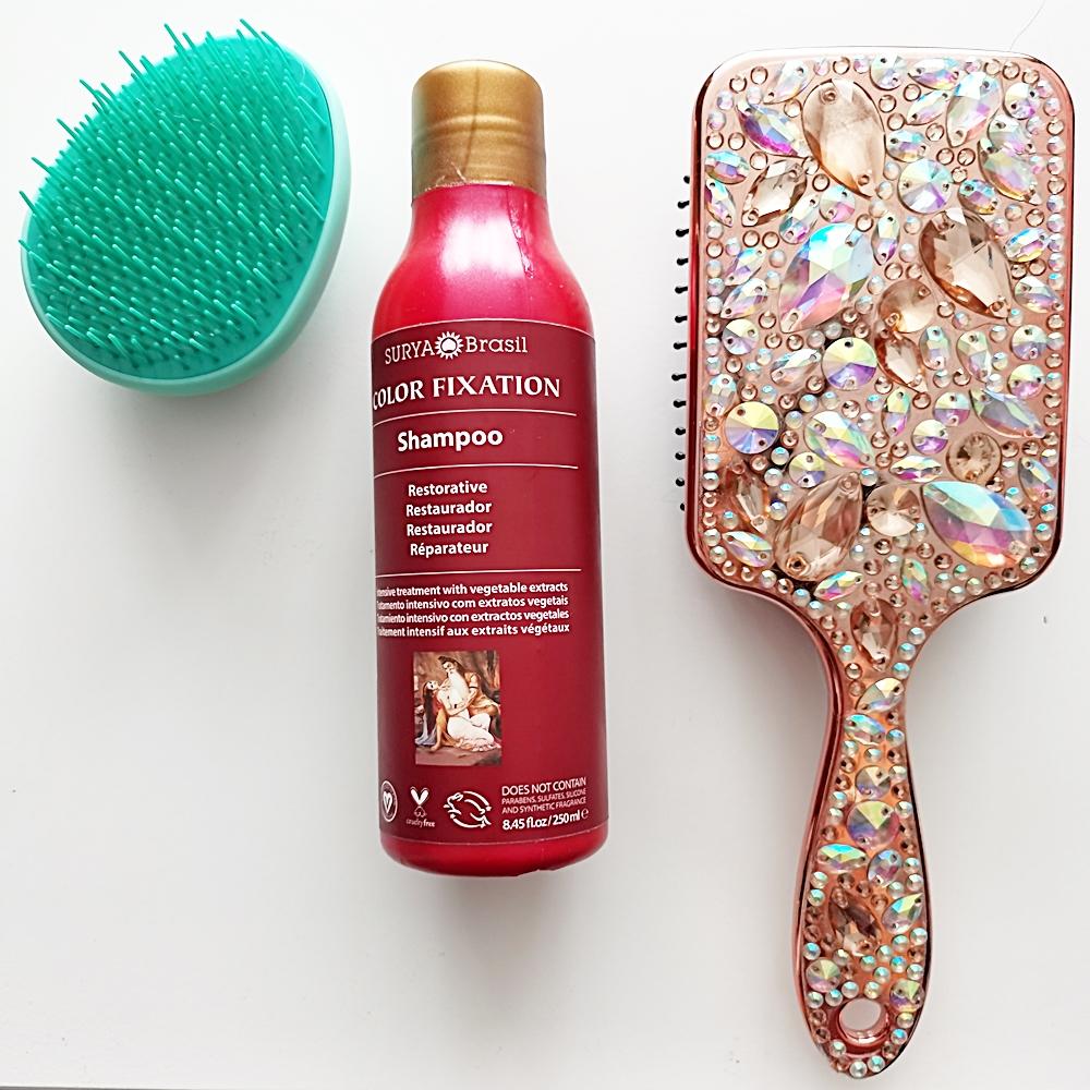 surya brasil, shampoo,