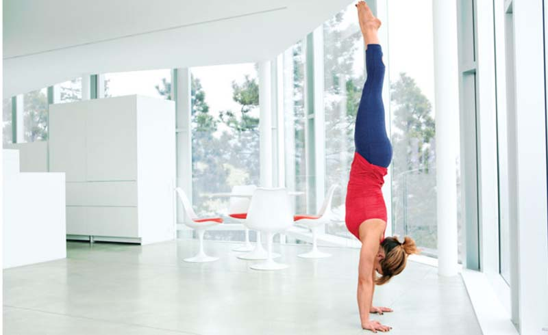 Handstand Lessons
