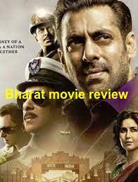 भारत मूवी की समीक्षा!Bharat movie review