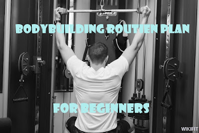 Body Building Routine For For Beginners