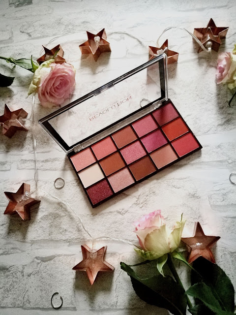 Make up Revolution Newtrals 2 palette swatches and review