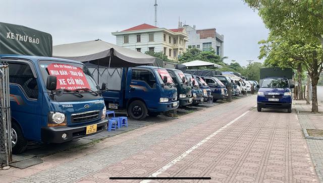 Địa điểm mua bán xe tải 1 tấn cũ ở Hà Nội