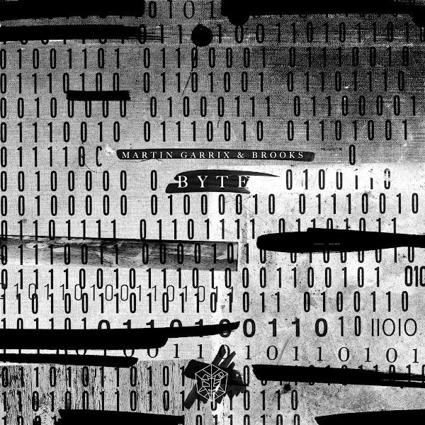 Martin Garrix & Brooks - Byte - Single Cover