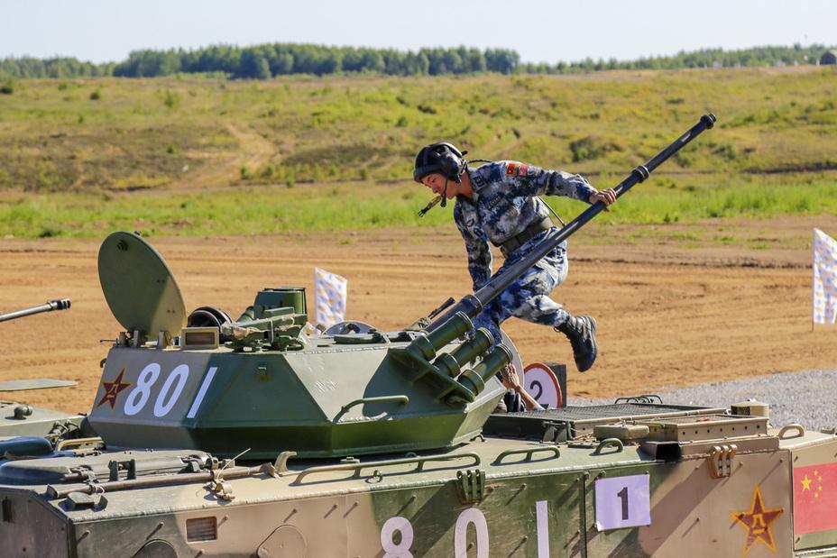 Башта БМД ZBD-03