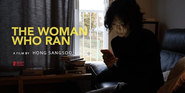 the woman who ran hong sang soo