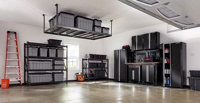 best garage storage solutions storing stuff garages organized