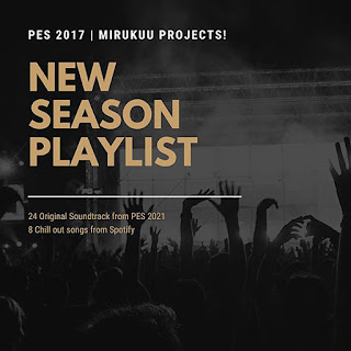 New Season Soundtrack From PES 2021