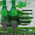 Virtual Run 10 Km & Bike 50 Km – Gerakan Seribu Pohon • 2021