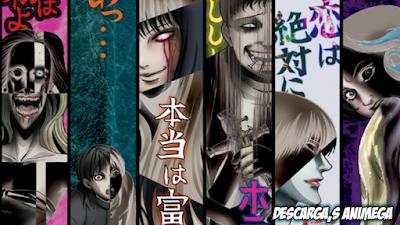 Ito Junji - Collection 12/12 Audio: Japones Sub: Español Servidor: Mediafire